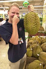 My Great Durian Challenge